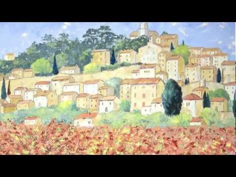 French Paintings | Original Piano Composition