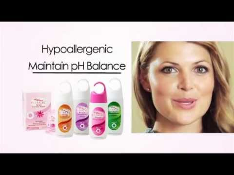 Intimore™ Feminine Hygiene - Feminine Wash & Wipes. Our Thinking Her Health