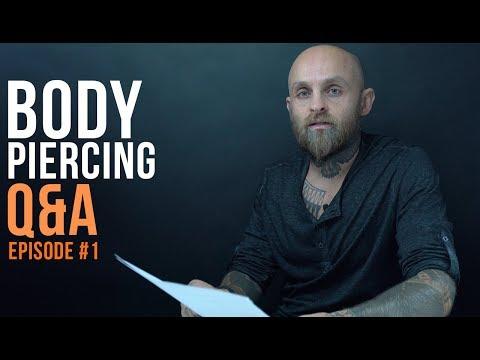 Body Piercing Questions & Answers Episode #1 | UrbanBodyJewelry.com