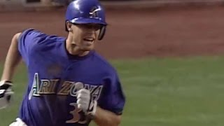 MON@ARI: Jay Bell's Homer Ties Game In Bottom Of 9th