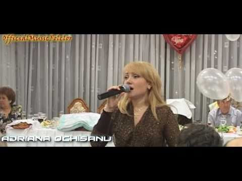 Adriana Ochişanu - Azi e ziua Mamei mele. Nunta live in Chişinau.