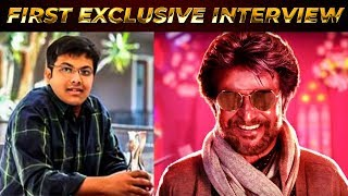 Petta Sound Designer First Exclusive Interview | Kunal Rajan | Superstar Rajinikanth