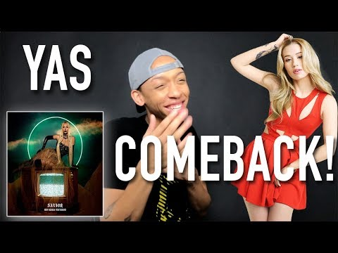 Iggy Azalea - Savior (feat. Quavo) (Audio) | (REACTION)