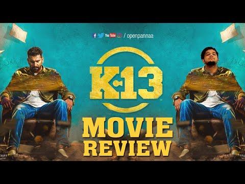 K13 Movie Review by VJ Abishek   Arulnithi   ShraddhaSrinath