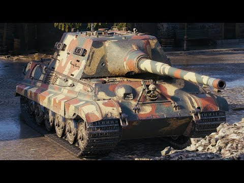 World of Tanks Jagdtiger - 8 Kills 8,8K Damage thumbnail