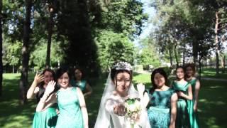 SDE same day edit монтаж в тот же день видео фото съемка свадеб в алматы