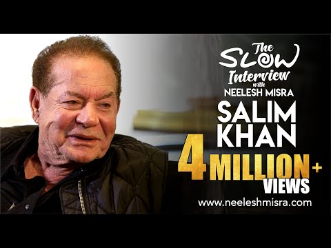 """""""Love Or Perish""""... Says Salim Khan 