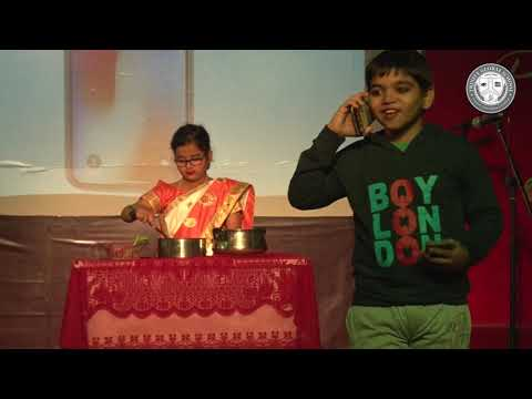 Trinity Global School, Patna - Rishtey Ek Ehsas Hindi Play, Prayaas IV