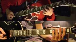 """Until The End"" - Breaking Benjamin {HD Guitar Cover} (Ft. Karsten"