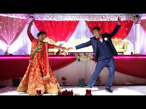 Jaba Jaba Timro Saath  II Dance Bhupal and Junu Gurung II