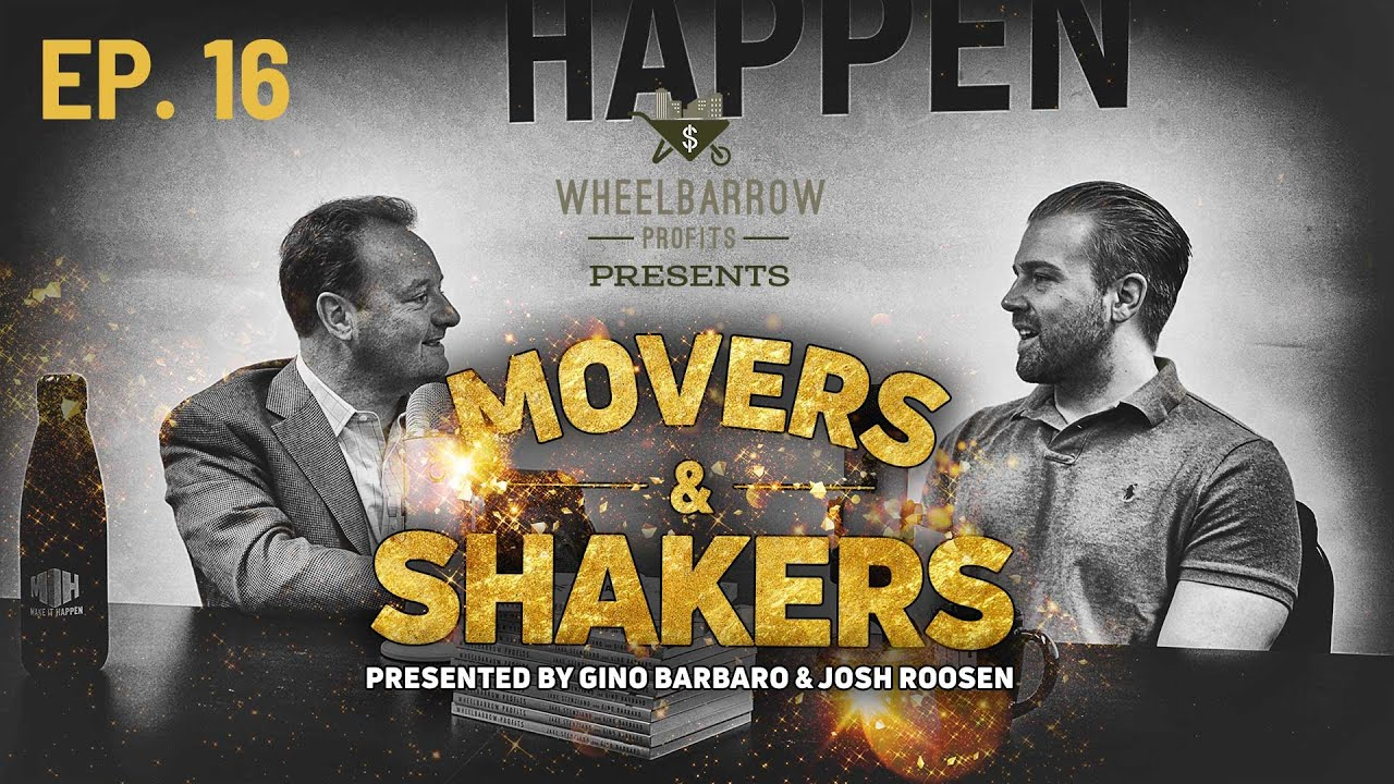Movers and Shakers- Episode 16- Aaron Nelson