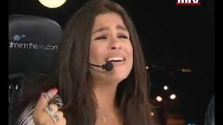 Grace Deeb in Bel Hawa Sawa on MTV 15 - 08 - 2011