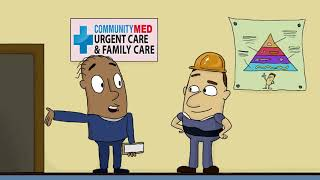 CommunityMed Urgent Care - Fast and Convenient!