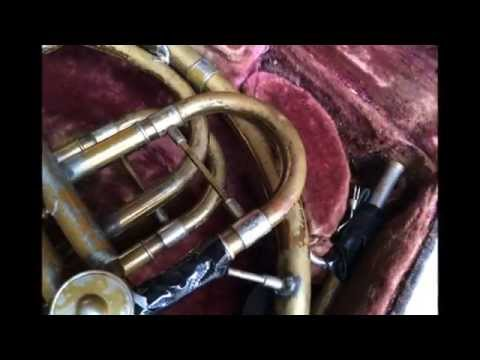 The Old Brass Instrument: An Illustrated Story in Self Esteem