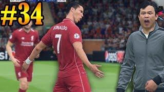 RONALDO SALVARA AL LIVERPOOL EN LA SEMIFINAL DE LA CHAMPIONS LEAGUE ? - FIFA19