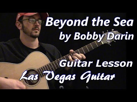 Beyond the Sea by Bobby Darin Guitar Lesson