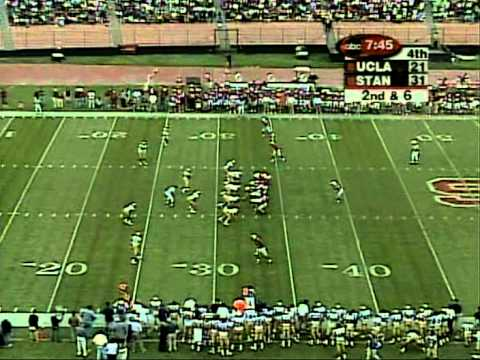 Stanford Football vs. UCLA (2001) - Part 4 of 4