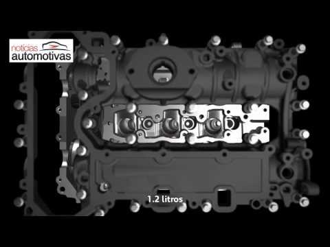 VÍDEO: Motor 1.2 Puretech de 3 cilindros - Peugeot