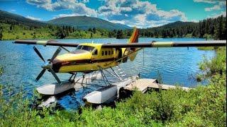 Bush Flying in Northern Canada