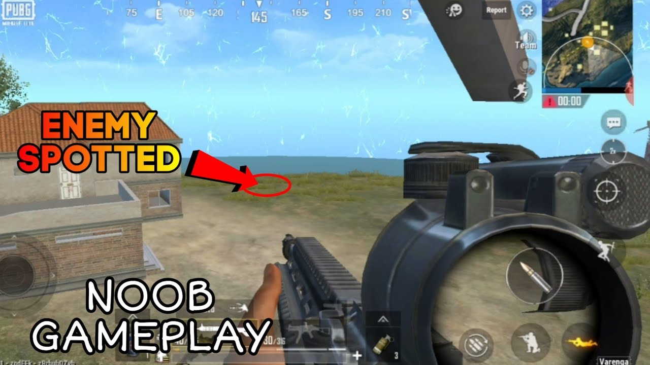 Murattu Mokka Gameplay In PUBG Mobile Lite in Tamil |