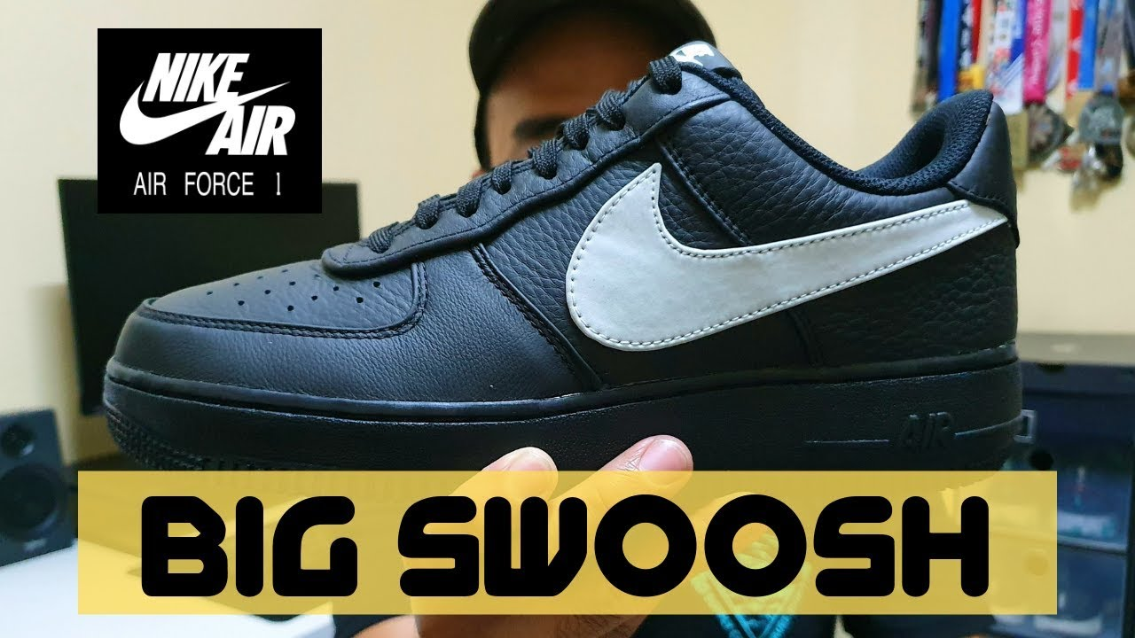 BIG SwooshMy first ever Air Force 1
