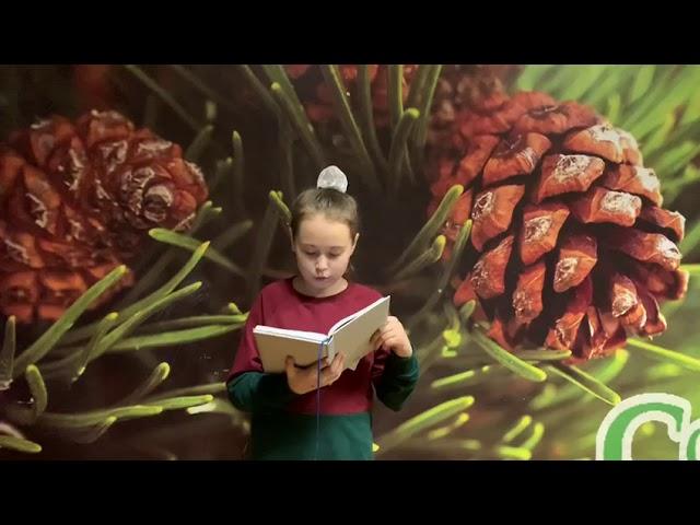 Годунбарова Полина читает произведение «Молодость» (Бунин Иван Алексеевич)