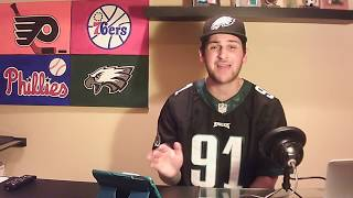 EAGLES LOSE TO THE VIKINGS!!!! THIS IS NOT THE NEW NORM DOUG!!!! | Eagles vs Vikings | Week 5 |