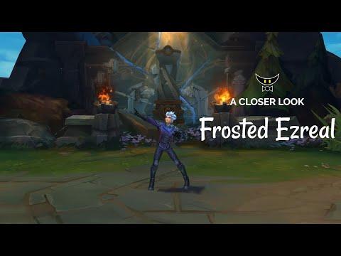 Frosted Ezreal Regular Skin