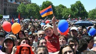Протесты в Ереване: требование отставки мэра | НОВОСТИ