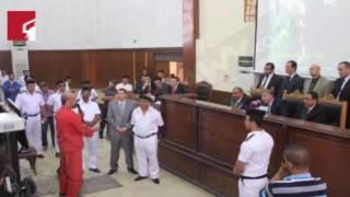 ''البلتاجي'' لقاضي رابعة : حكم عليّ بالإعدام و 225 سنة سجن.. دون الاطلاع على القضايا - (فيديو - وصور)