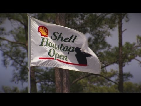 Bill Haas and Charley Hoffman both atop the leaderboard at Shell