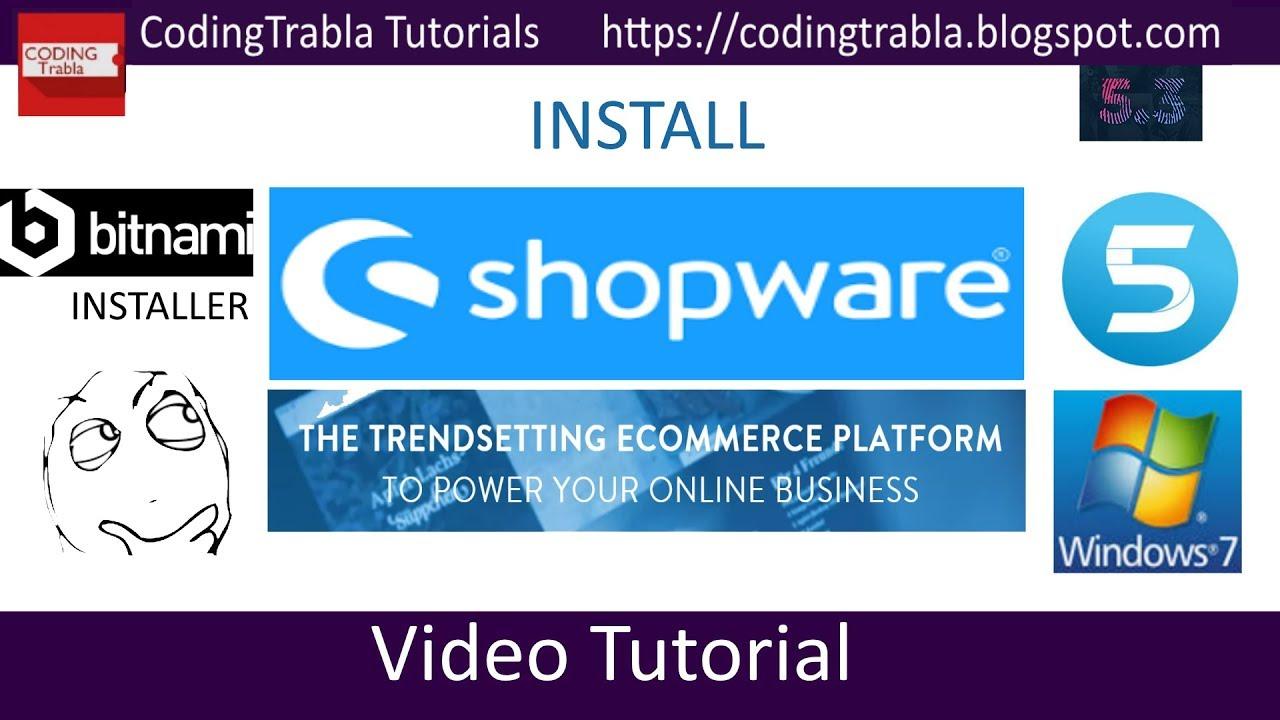 Install shopware 533 community edition opensource ecommerce via install shopware 533 community edition opensource ecommerce via bitnami on windows codingtrabla tutorials baditri Choice Image