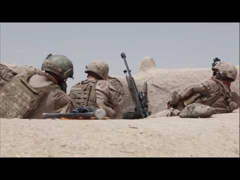 Marine Snipers in the desert [Accurate Fire]