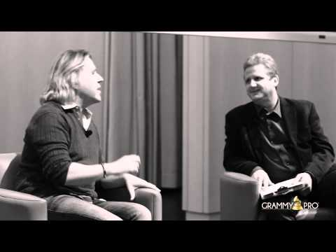 GRAMMY SoundTables: Behind The Glass With GRAMMY-Winning Producer Steve Lillywhite