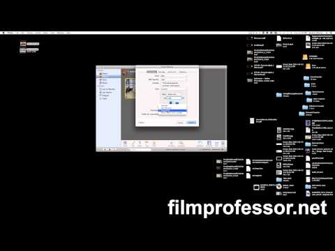 How to reduce the size of a photo in iphoto