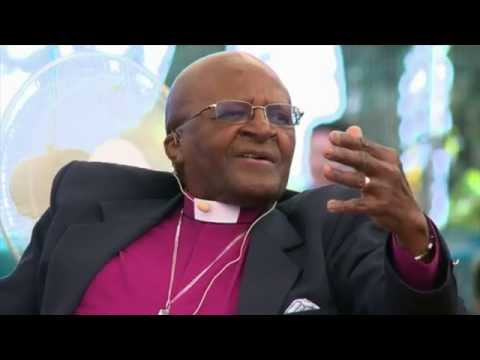 Archbishop Desmond Tutu on Joy & Happiness