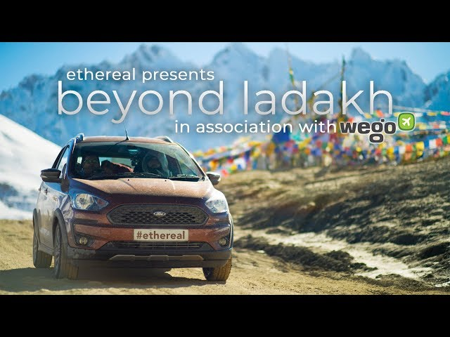 Ethereal: Beyond Ladakh | Trailer | Travel Series