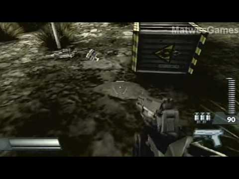 Killzone (PS2) Walkthrough - Mission 8 - Forging A Path [1/3]