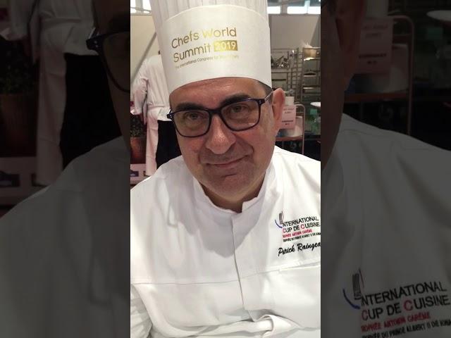 Ely Galleani Interview Christian Garcia et une pletora de Chefs