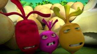 Прикольный мультик «Овощная вечеринка»  - Сырная пирамида (19 серия)