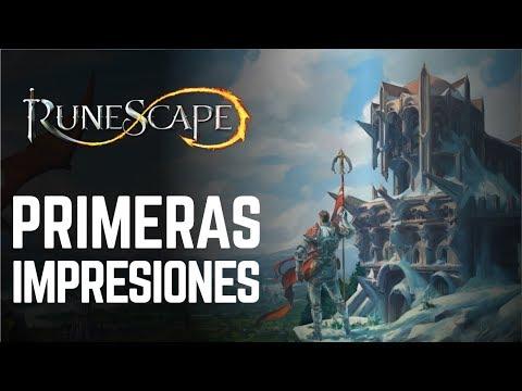 Runescape MMORPG – Primeras impresiones – Gameplay en Español