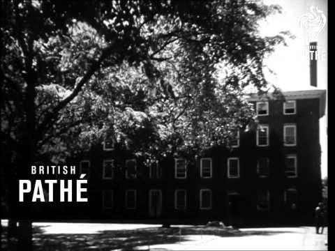 Harvard School (1930-1939)