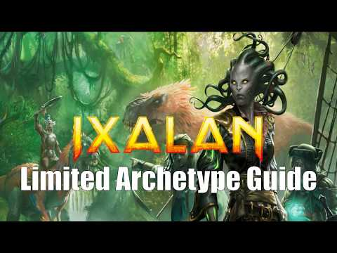 A Guide to the Archetypes of Ixalan Limited