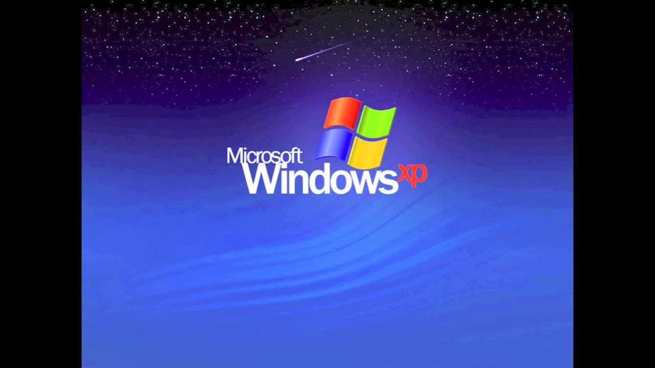 Windows XP Start-up sound slowed down by 1000% - YouTube