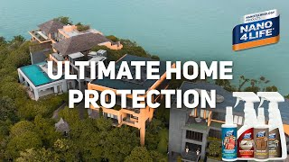 Ultimate home protection | High quality nanotechnology products | by NANO4LIFE