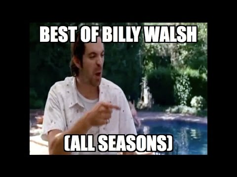 Entourage - Billy Walsh's Best (All Seasons)
