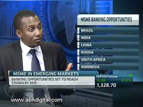 MSMEs in Emerging Markets with Mutsa Chironga