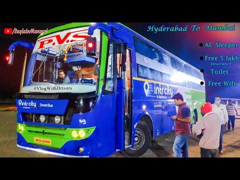 Hyderabad To Mumbai