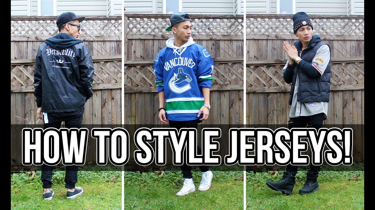 58d181811 HOW TO STYLE JERSEYS FT. REPJERSEYS