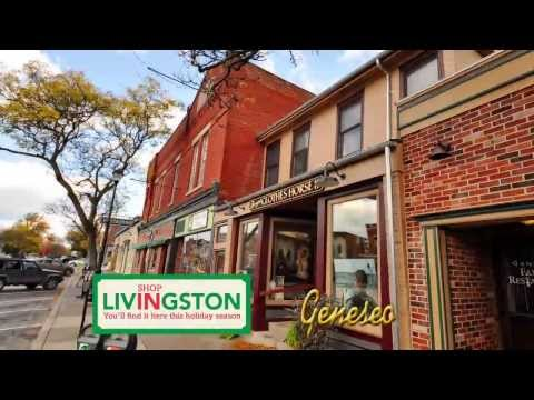 Livingston County Shop Geneseo Ad